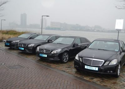 Luxe Taxi Rotterdam: ons wagenpark