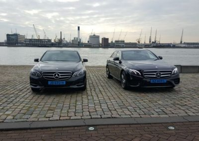 Luxe Taxi Rotterdam: Mercedes